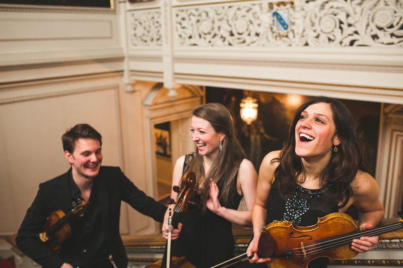 Leos Strings: The Trio