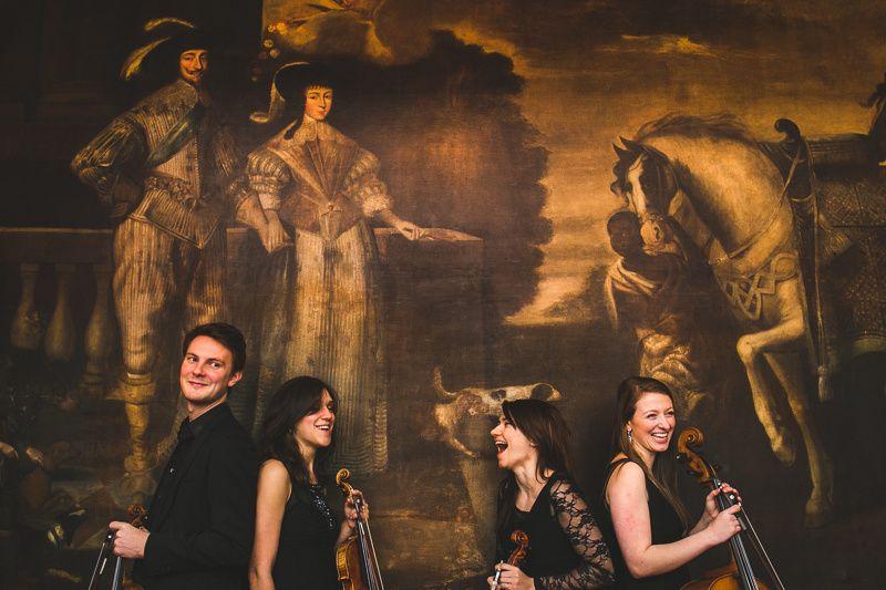 Leos Strings: The Quartet
