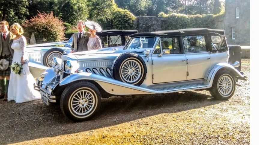 Vintage style Beauford
