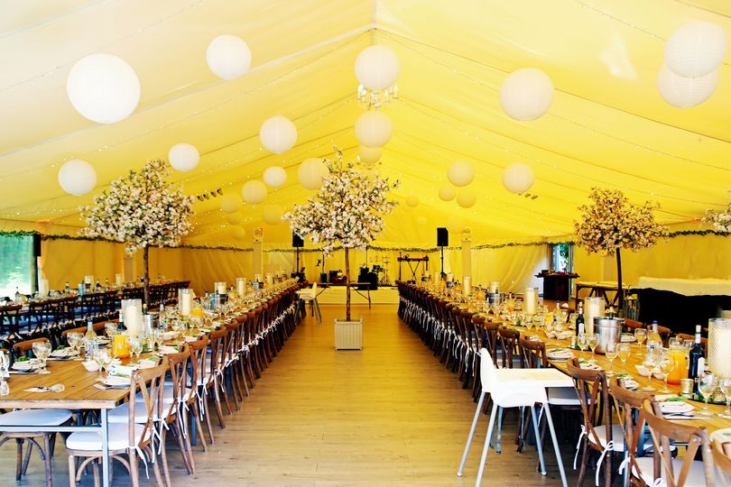 Planner White Orchid Events 40