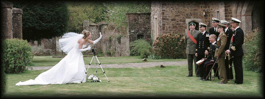 Devon Castle Wedding