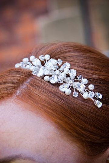 Side tiara