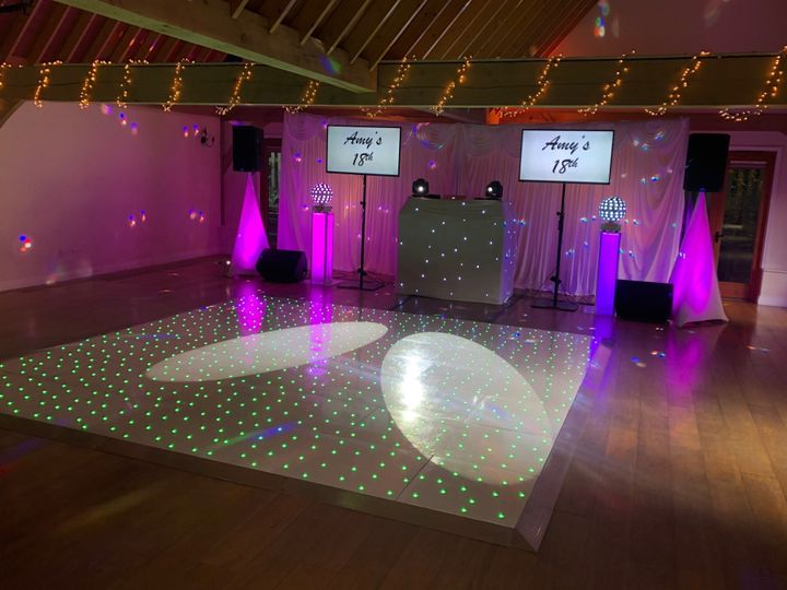 Dj lighting services