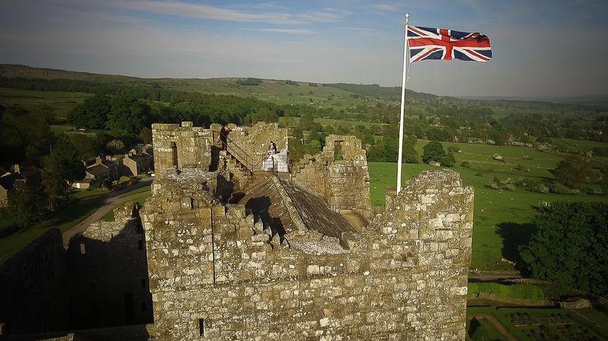 Bolton Castle 49