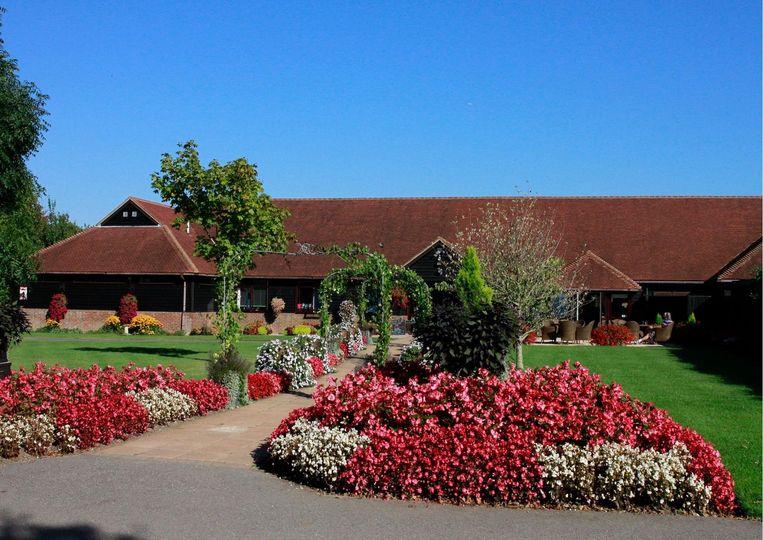 Mid Sussex Golf Club Entrance