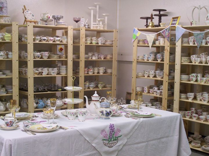 Glenrothes showroom