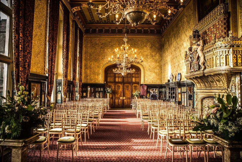 Weddings in the Venetian Drawing Room