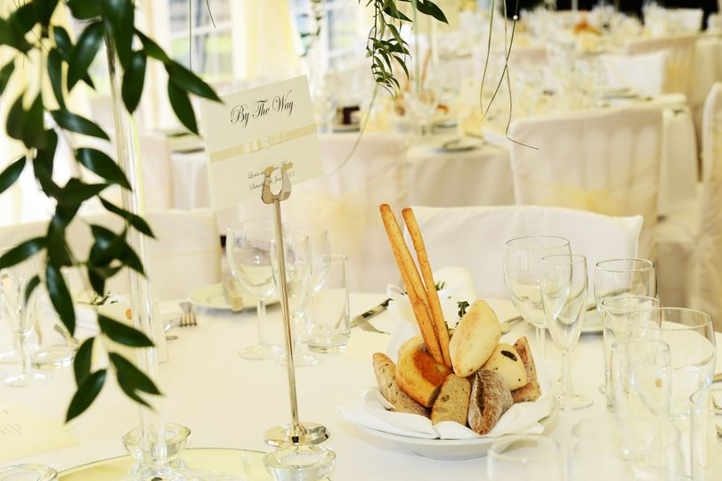 Table Number/Name Holders