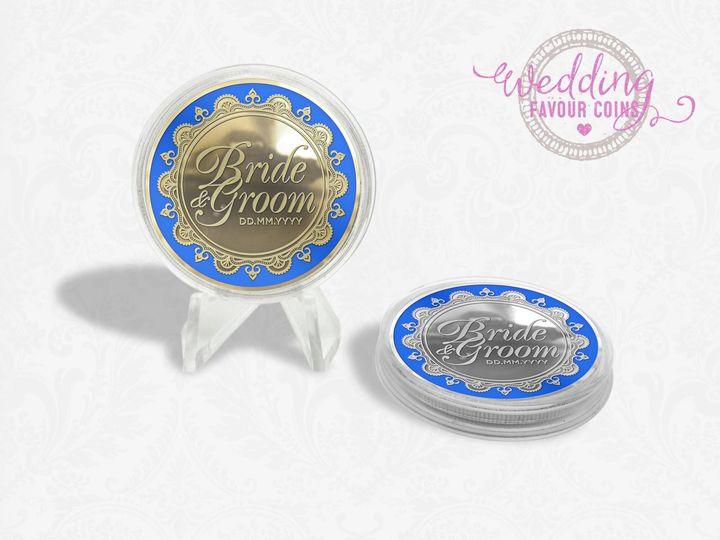 Favours The Wedding Favour Coins 10