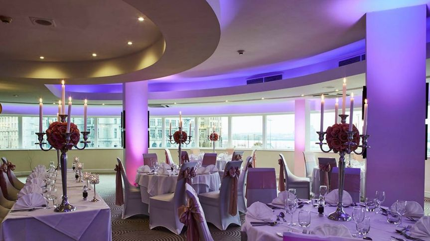 Mercure Liverpool Atlantic Tower Hotel 23