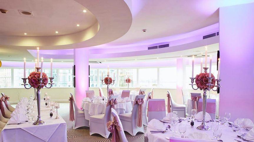 Mercure Liverpool Atlantic Tower Hotel 26