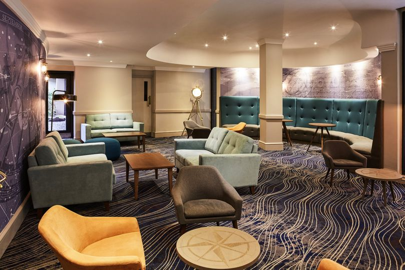 Mercure Liverpool Atlantic Tower Hotel 29