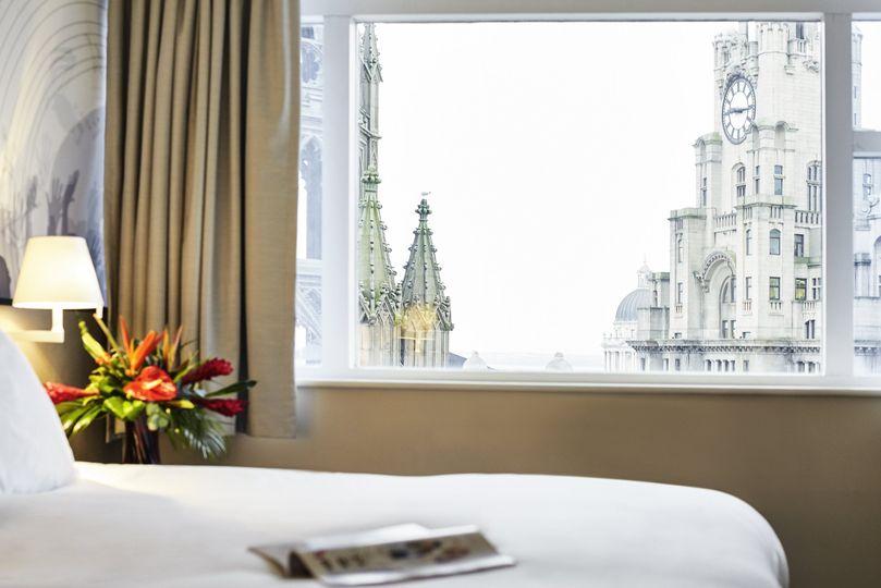 Mercure Liverpool Atlantic Tower Hotel 30