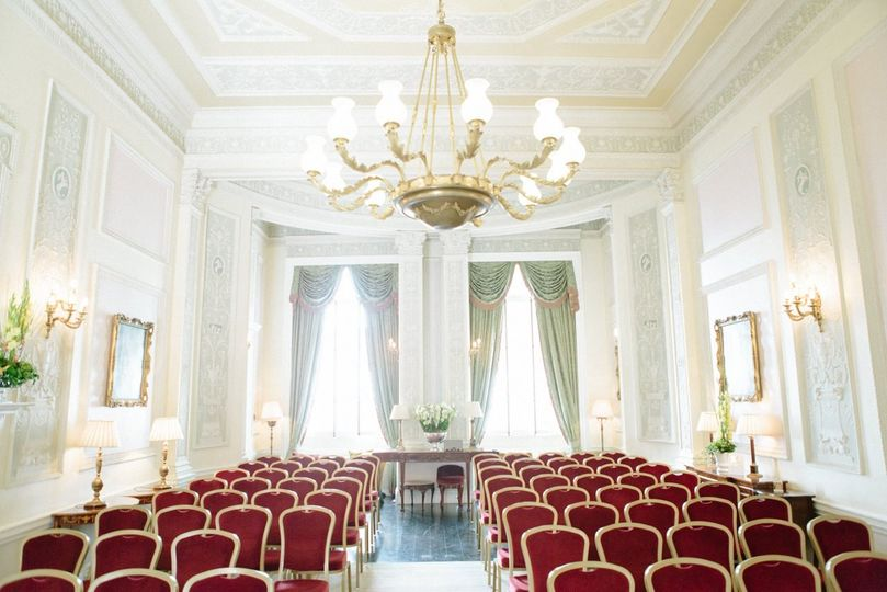 The Lansdowne Club - Adam Room