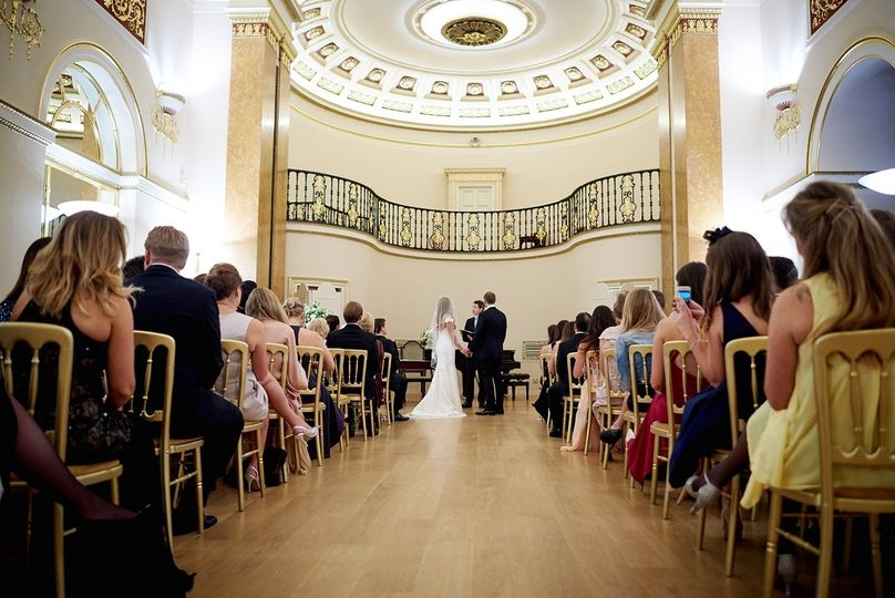 The Lansdowne Club - Ceremony