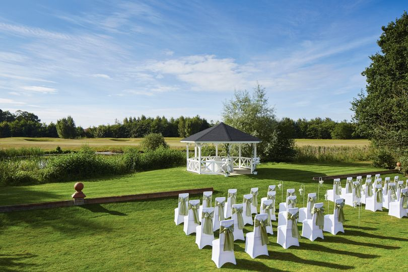Sprowston Manor, Marriott Hotel & Country Club 17