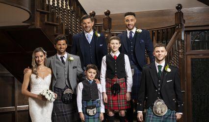 Slater Menswear Glasgow 1
