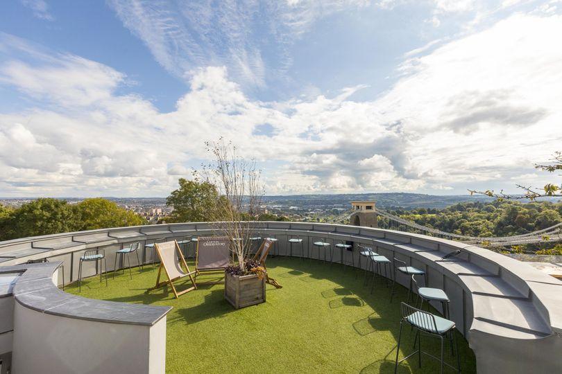 360 Rooftop Terrace
