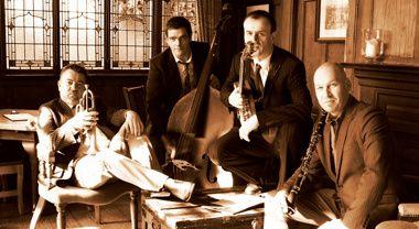 Quartet Sepia