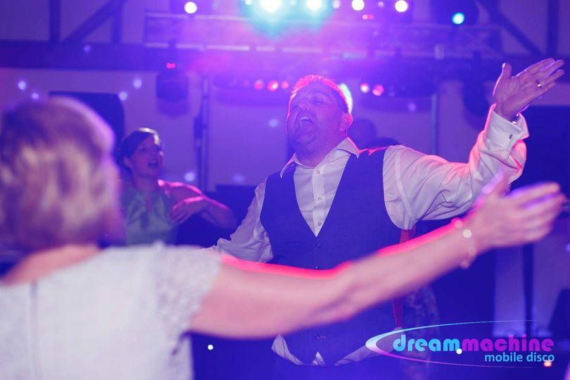 Music and DJs DJ Mitch Fisk - Dream Machine Discos 22
