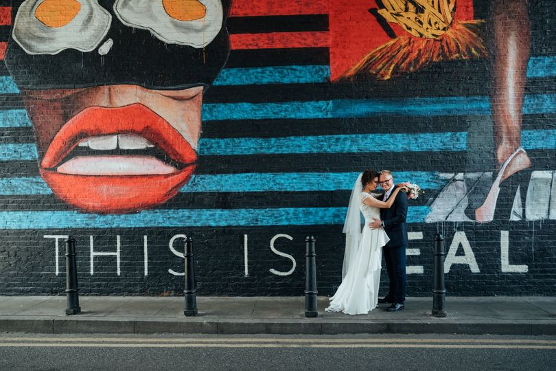 A contemporary city wedding at The Ace Hotel in Shoreditch, London