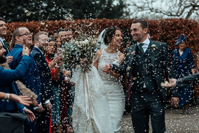 Confetti Goals at West Mill Venue near Derby