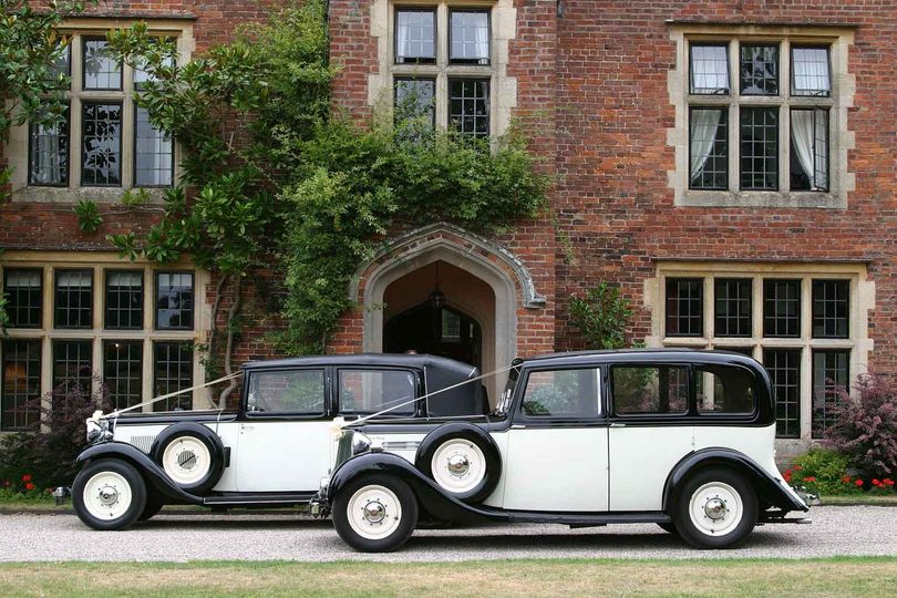 Cars and Travel Sussex Vintage Wedding Cars 6