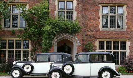 Sussex Vintage Wedding Cars