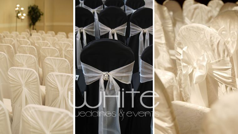 Chair Cover Hire from White