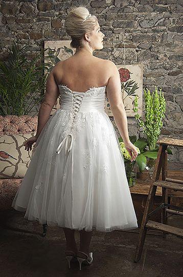 Callista Range for Brides with Curves