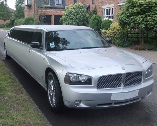 DODGE CHARGER LIMO HIRE