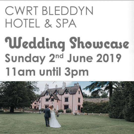 Cwrt Bleddyn Hotel & Spa 14
