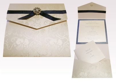 Regency invitation