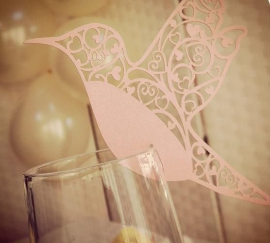 Pretty Place Cards