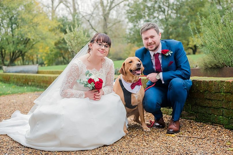 Something Different Amanda's Ark : Dog Chaperone Wedding Service 24