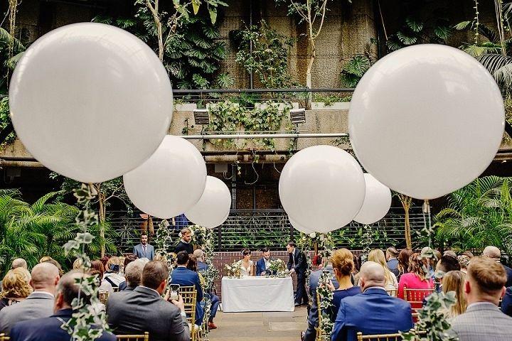 Decorative Hire Bubblegum Balloons 50