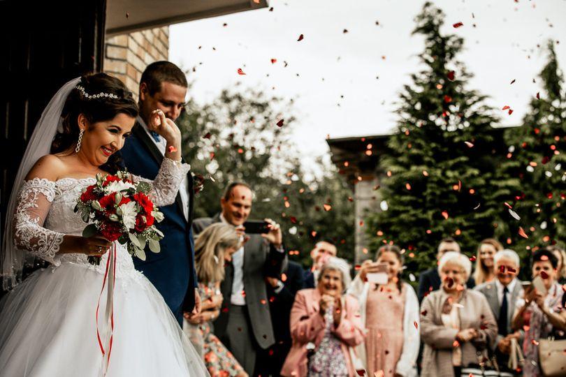 Beautiful destination wedding in Poland
