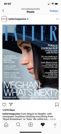 Press- As featured in Tatler