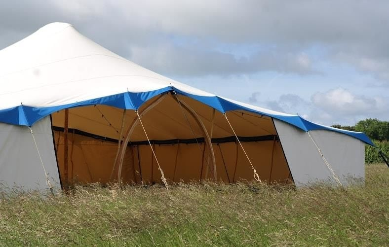 Marquee Hire Roaming Tent Co - Unique marquees for Northern England and Scotland 2