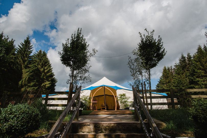 Marquee Hire Roaming Tent Co - Unique marquees for Northern England and Scotland 5