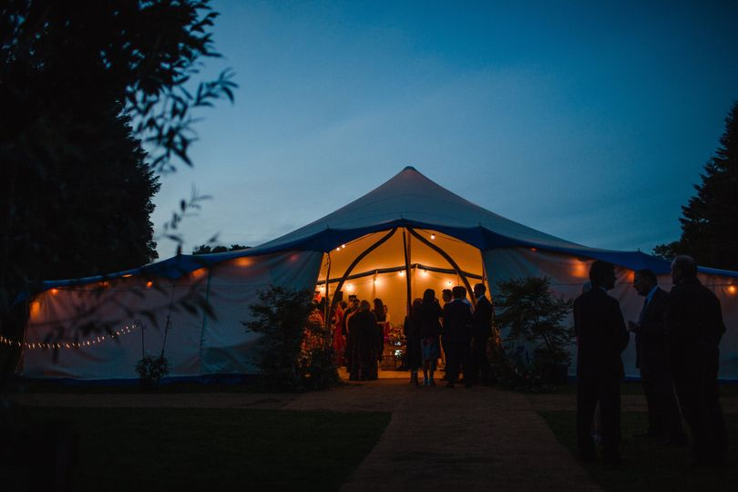 Marquee Hire Roaming Tent Co - Unique marquees for Northern England and Scotland 8
