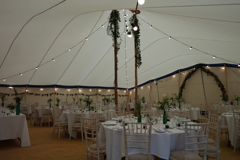 Marquee Hire Roaming Tent Co - Unique marquees for Northern England and Scotland 15