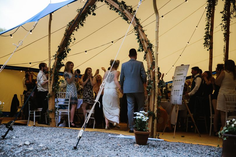 Marquee Hire Roaming Tent Co - Unique marquees for Northern England and Scotland 21