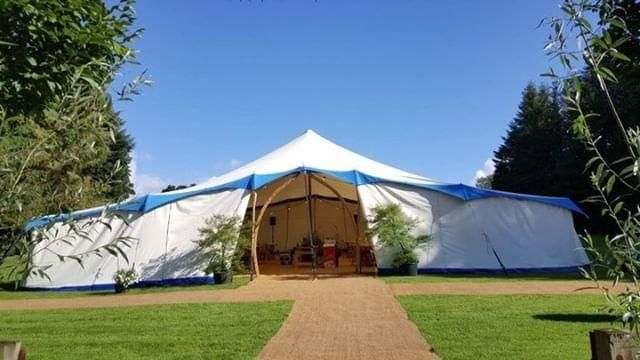 Marquee Hire Roaming Tent Co - Unique marquees for Northern England and Scotland 24