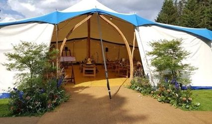 Roaming Tent Co - Unique marquees for Northern England and Scotland