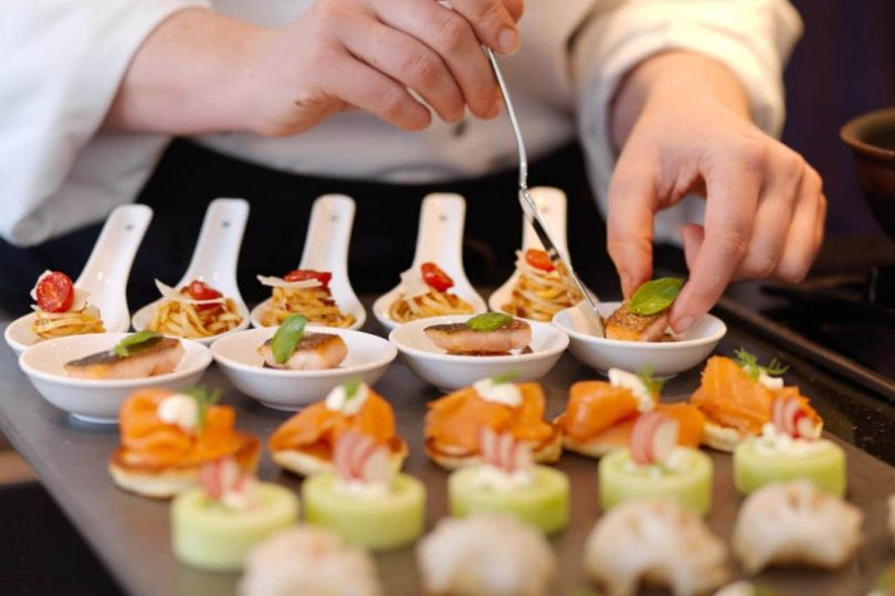 Sinclairs Catering 8