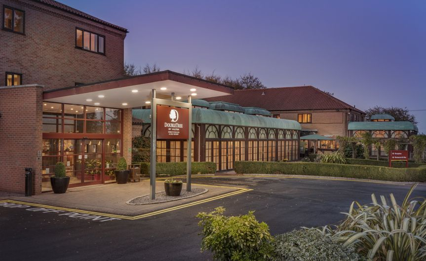 Double Tree by Hilton Forest Pines Spa & Golf Resort 64