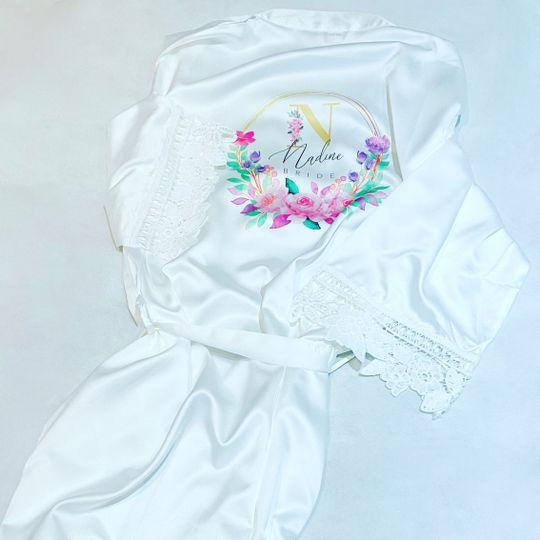 Personalised robes
