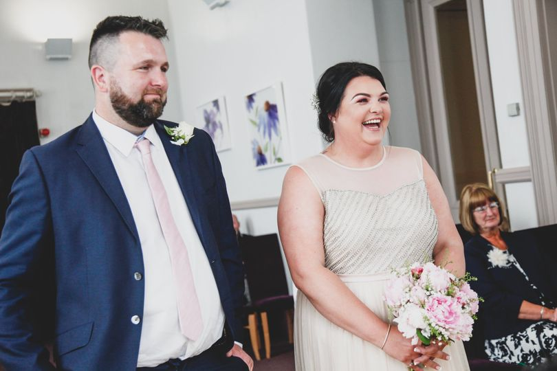 My Yorkshire Photographer - The big day