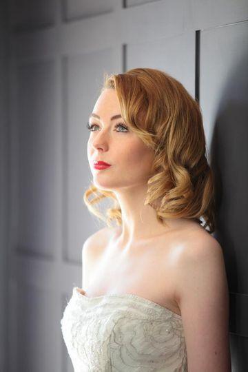 MakeUp & hair Catherine James